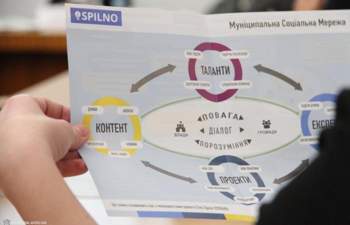Презентація проекту СПІЛЬНО у Миколаєві
