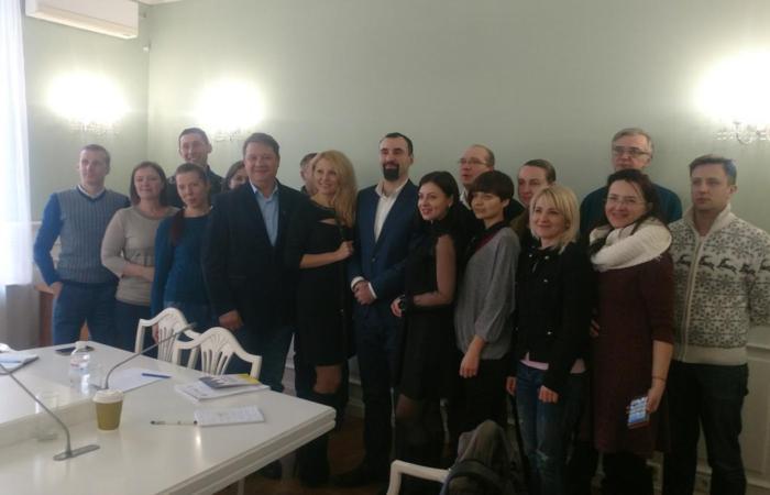 Секретаріат Київської громадської платформи