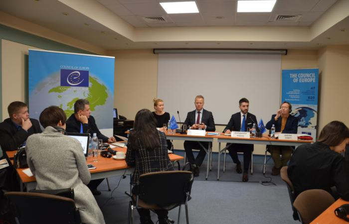 Рада Європи продовжує підтримку громадської участі у демократичному процесі прийняття рішень в Україні