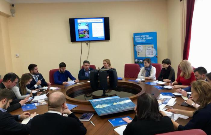 Круглий стіл щодо Водної стратегії Києва