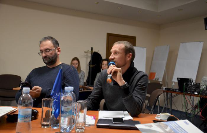 Фотозвіт: презентація проекту  офісу Ради Європи