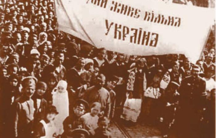 История и пропаганда: Украина против Украины