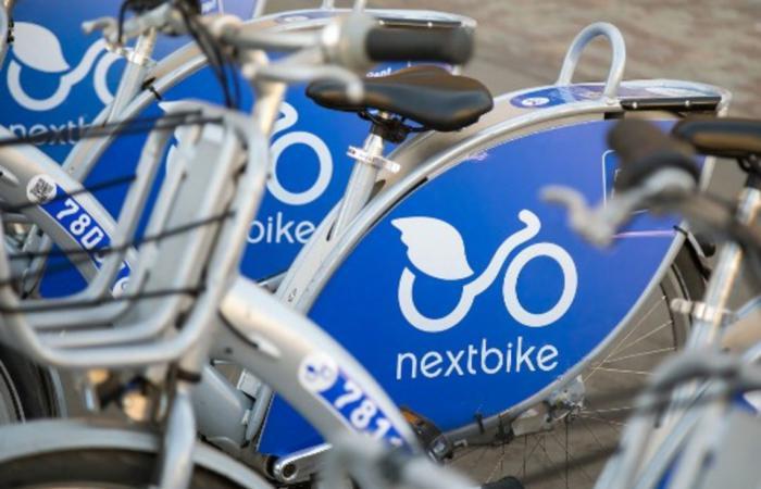 Створення автоматизованої системи прокату велосипедів NextBike