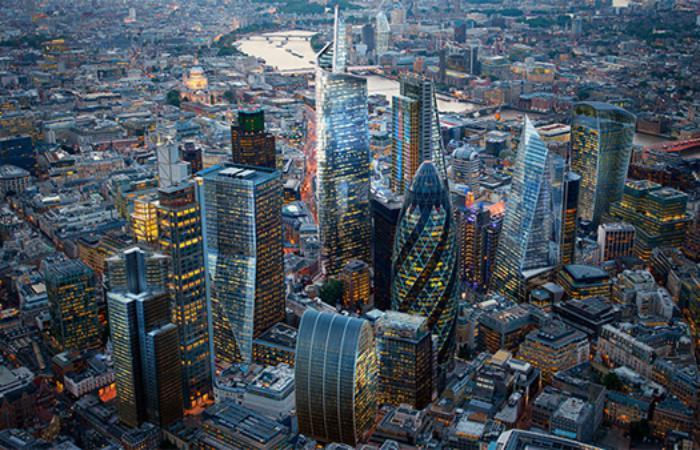 Лондон - місто найбільш готове до цифрової революції місто
