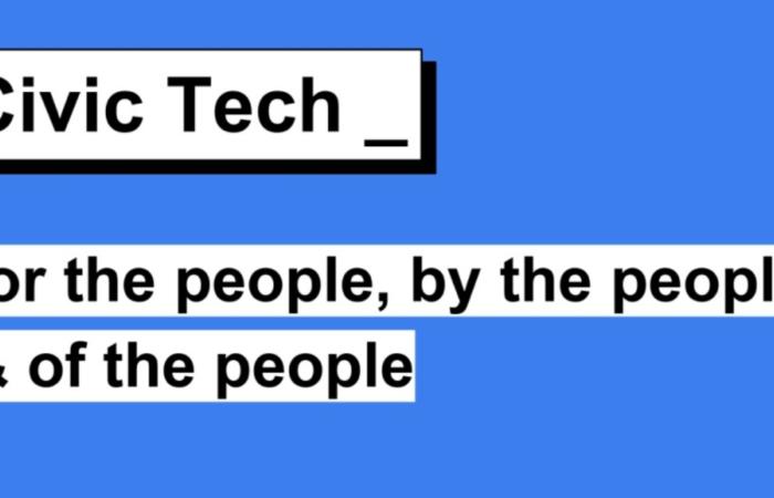 Підтримка держави є ключовим фактором для процвітання civic tech