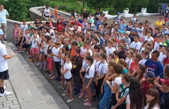 Спортивний рух JuniorZ в Немішаєвому