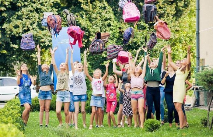 «Карітас-Київ» запрошує допомогти родинам діти яких потребують шкільного приладдя
