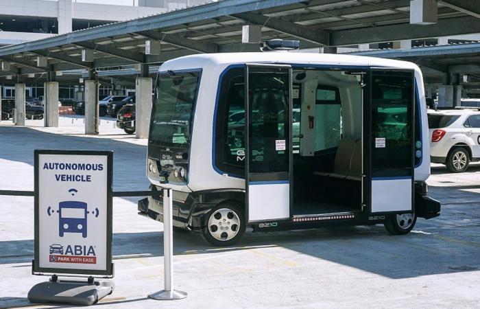 Аеропорт Остіну переходить на публіяне випробування шатлу без водіїв