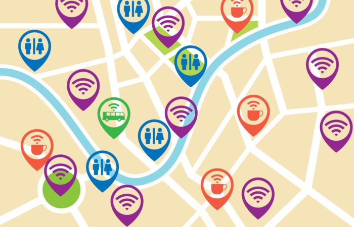 Необхідно покращити покриття Wi-fi