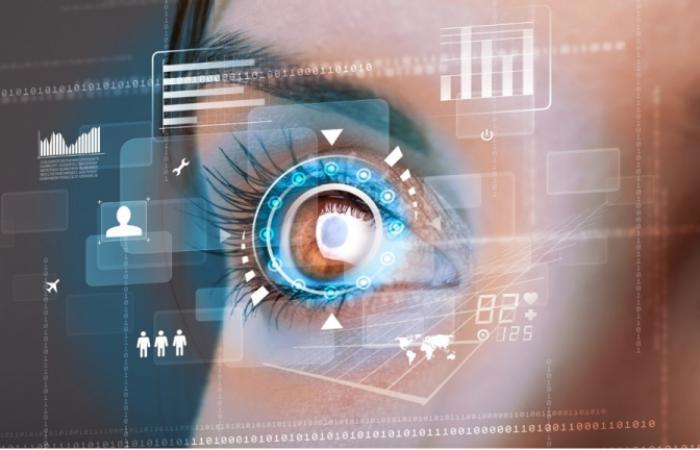 Зростає попит на ідентифікацію по райдужній оболонці ока