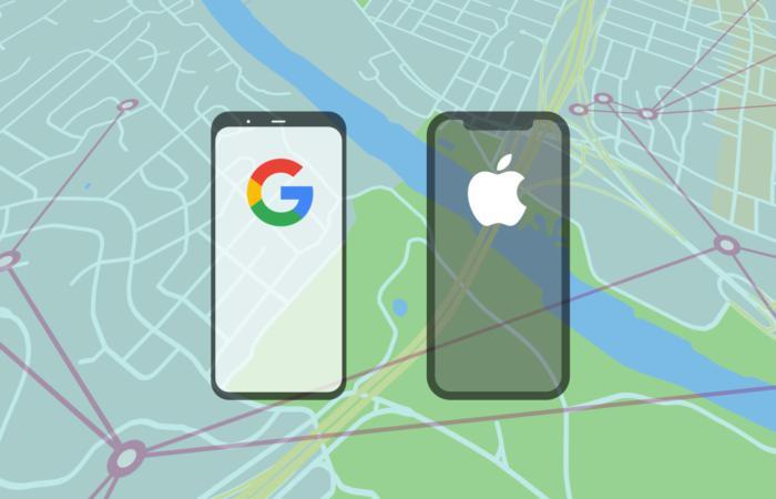 Apple і Google розіслали розробникам приклади коду і показали інтерфейс системи відстеження контактів Covid-19