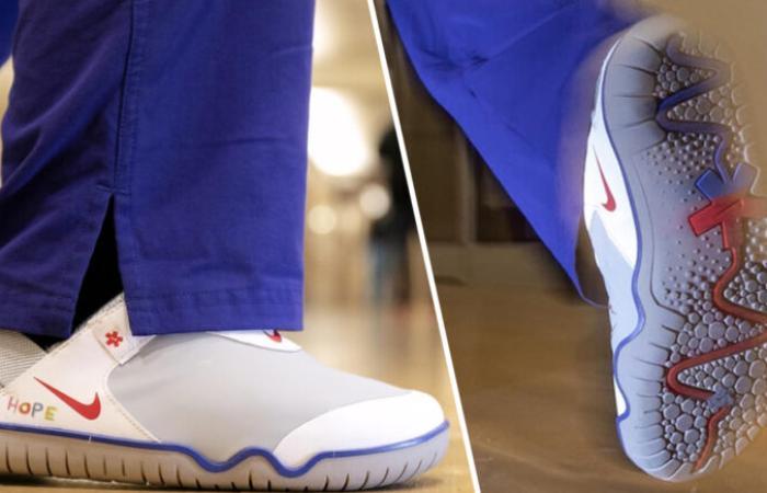 Компанія Nike подарує 30000 спеціально розробленних кросівок лікарям, що борються з короновірусом