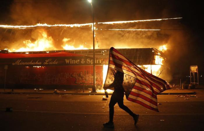 Трамп назвал леворадикальное Антифа террористами