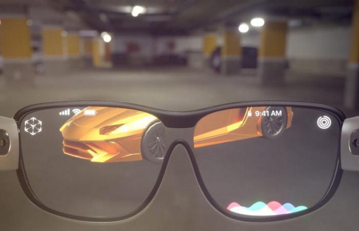 Apple запустила виробництво пробної партії розумних окулярів