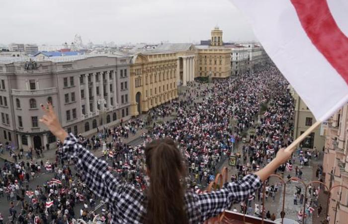 Інтернет в Білорусі допомогли заблоккувати амереканці