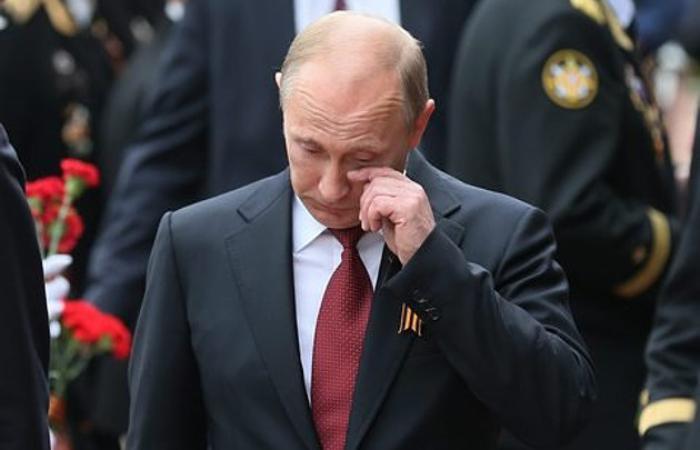 Свержение Путина