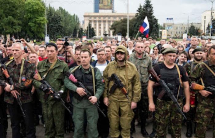 «Гражданская война в Украине» или «горячая осень 2016»