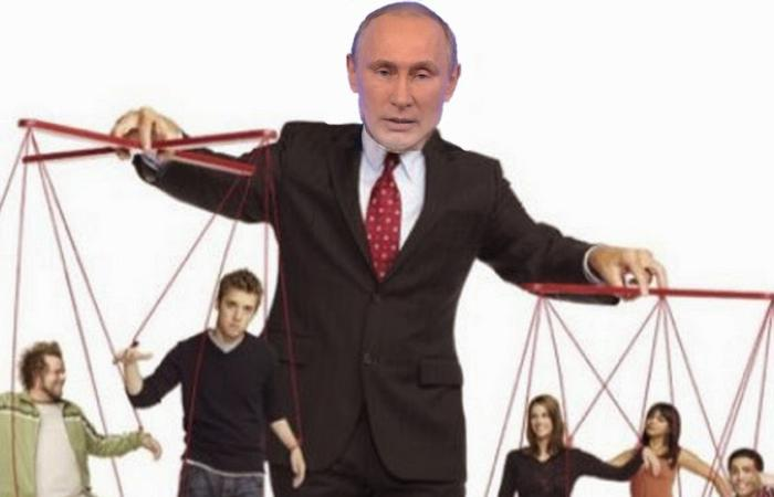 Украинские марионетки Кремля