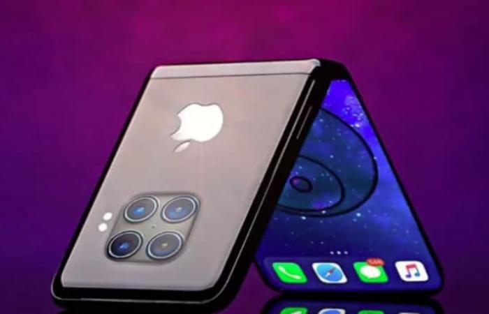 Apple може випустити складаний iPhone у 2022 році