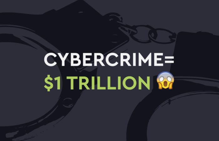 Киберпреступность обходится мировой экономике в $1 триллион