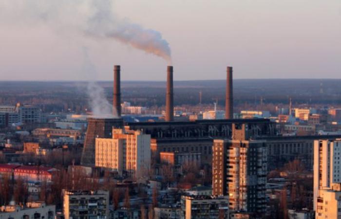 Проблема №1 великих українськихміст - екологія, точніше її відсутність