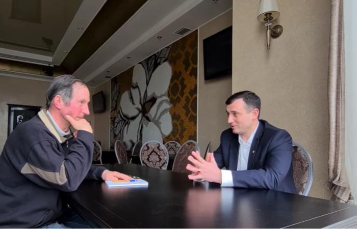 Сергій Бондін: Я живу в Америці, а душа моя завжди в Україні!