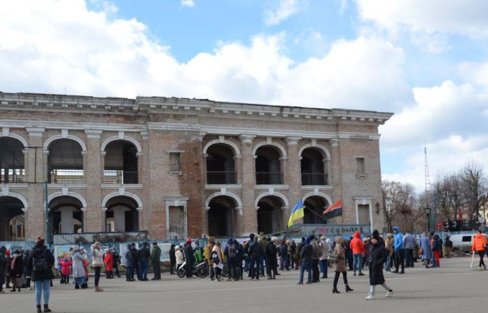 Олександр Ткаченко заявив, що МКІП разом с громадськістю розробляє реальну концепцію реконструкції Гостиного Двору