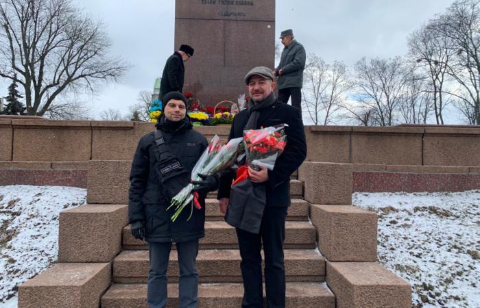 Вшанування 207 річниці з Дня народження Тараса Григоровича Шевченка