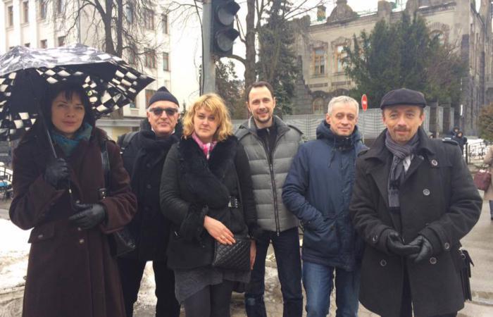 Листи з підписами 1787 киян були передані президенту та меру Києва