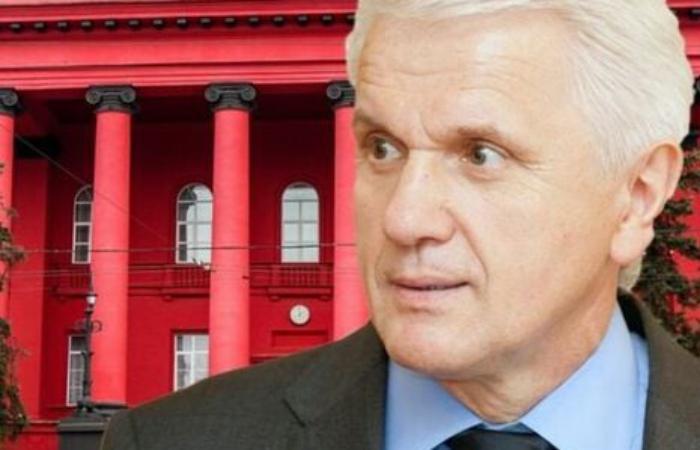 Зрадник Володимир Литвин балотується на посаду ректора Київського національного університету ім. Шевченка