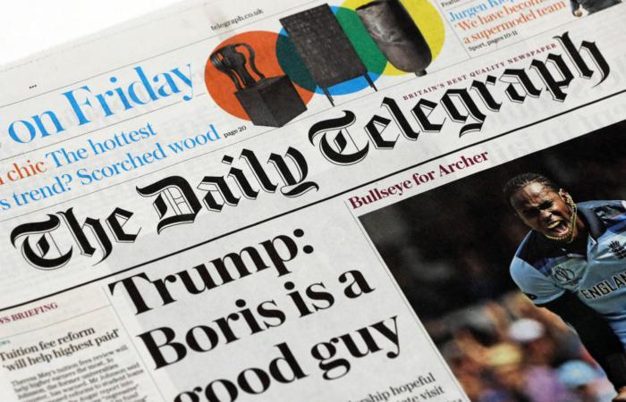 Daily Telegraph планує платити журналістам за популярність