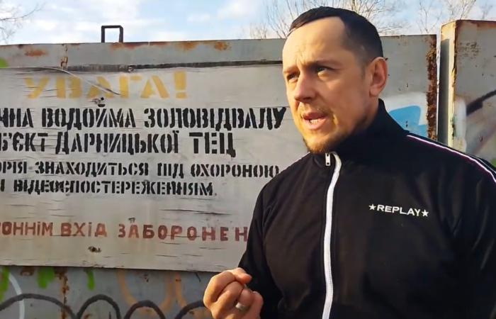 Михайло Ковальчук про результати огляду стану золовідвалу Дарницької ТЕЦ
