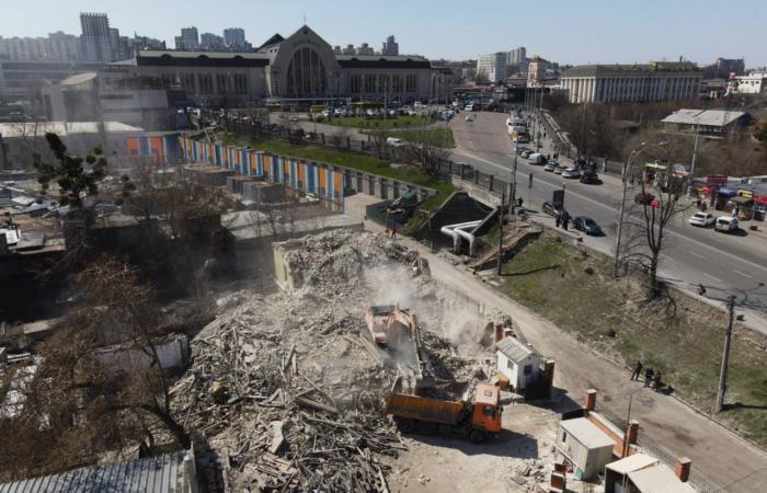 У Києві знесли чегову пам'ятку - назавжди зник