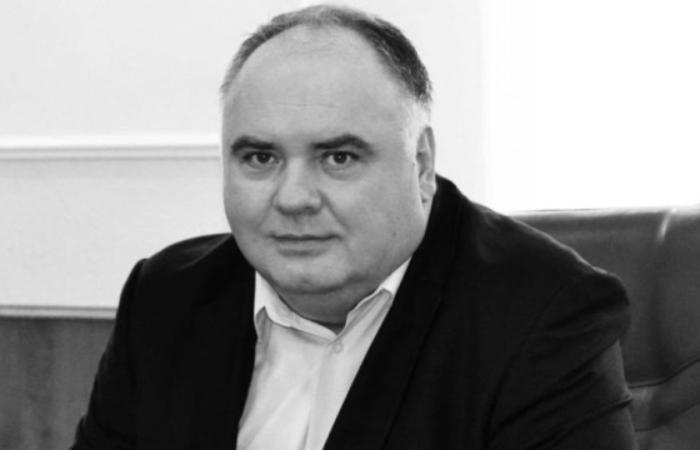 Від ускладнень COVID-19 помер голова Подільської РДА Віктор Смирнов