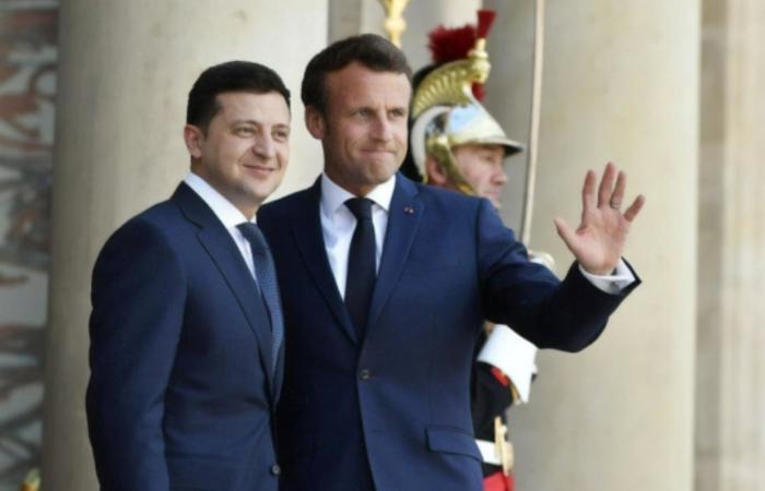 «Перемоги» Зеленського у Франції
