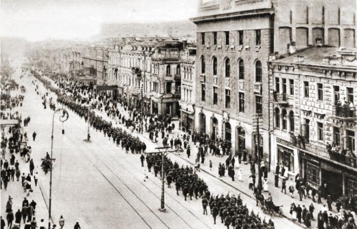 101-ша річниця звільнення Києва