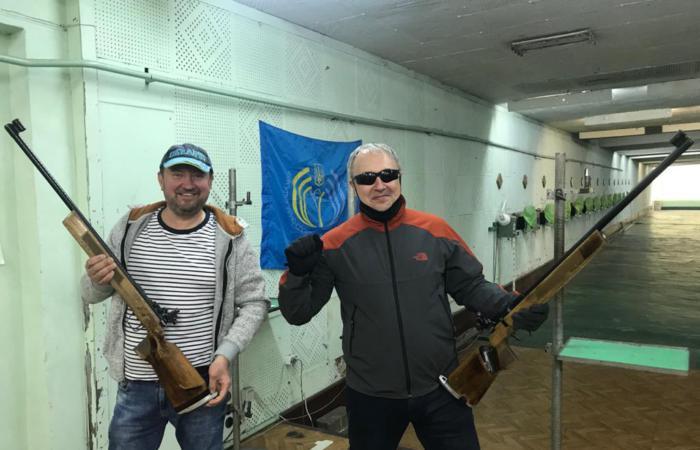 Відкритий чемпіонат з кульової стрільби