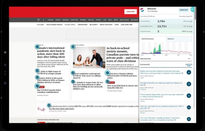 Система штучного інтелекту Sophi від канадського видання Globe and Mail отримала чергову нагороду