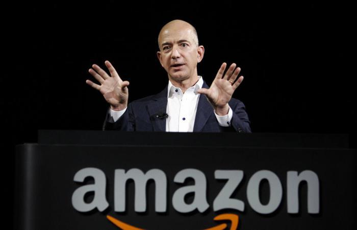Джефф Безос покинув пост гендиректора Amazon