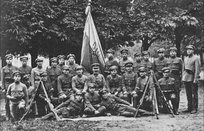 14 липня 1919 р. армія ЗУНР розпочала об'єднання з військами УНР