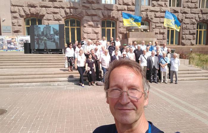 Кличко проігнорував свято підняття Національного прапору України