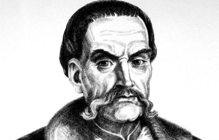 25 липня 1687 року Івана Мазепу обрали гетьманом Лівобережної України та Війська Запорізького