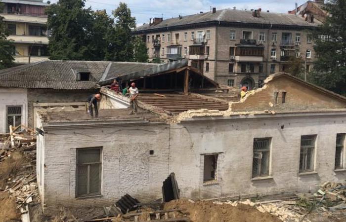 Рада національної безпеки і оборони розглянула питання хаотичної забудови Києва