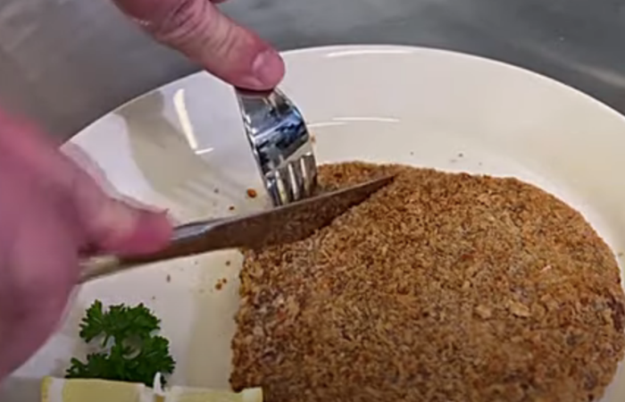 Фінські вчені зробили шніцель з повітря