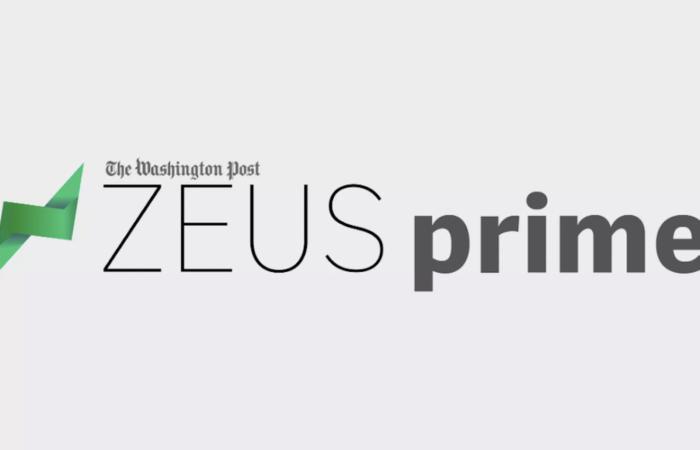 21 вересня Washington Post повноцінно запустилавласну рекламну мережу для новинних медіа - ZEUS Prime