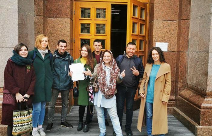 Кияни збирають підписи за звільнення Дениса Москаля з посади голови екокомісї