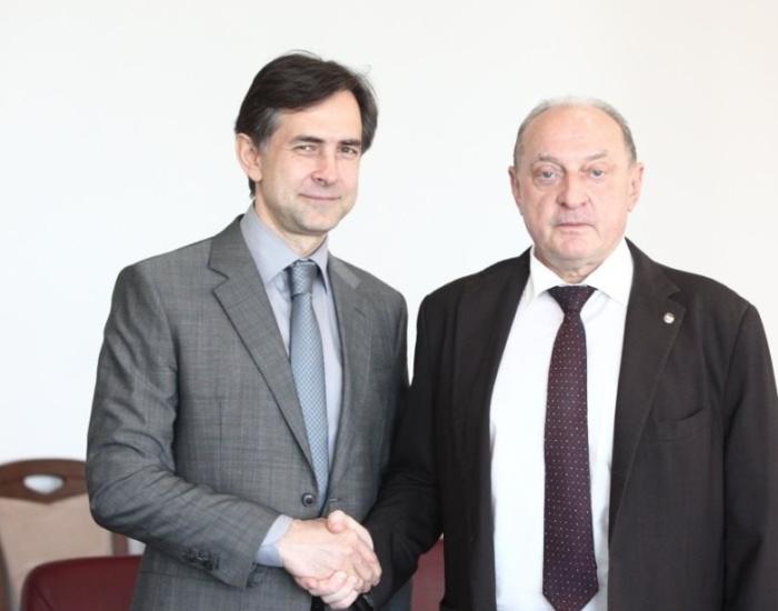 Олексій Любченко: Співпраця податкової служби з бізнес-асоціаціями має бути конструктивною, відкритою та результативною
